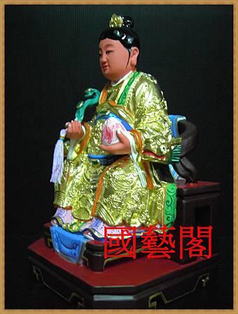台南-南親殿-瑤池金母 (7).JPG