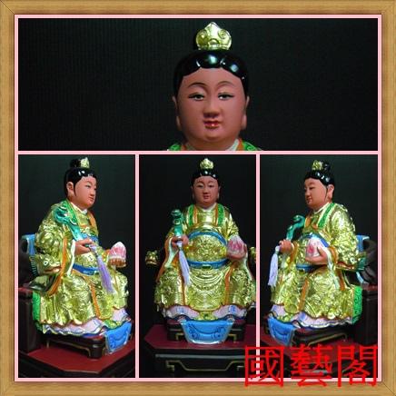 台南-南親殿-瑤池金母 (9).jpg