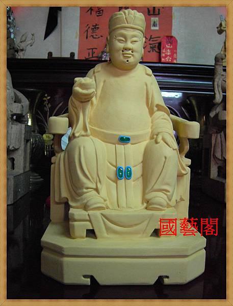台南-南親殿-福德正神 (2).JPG