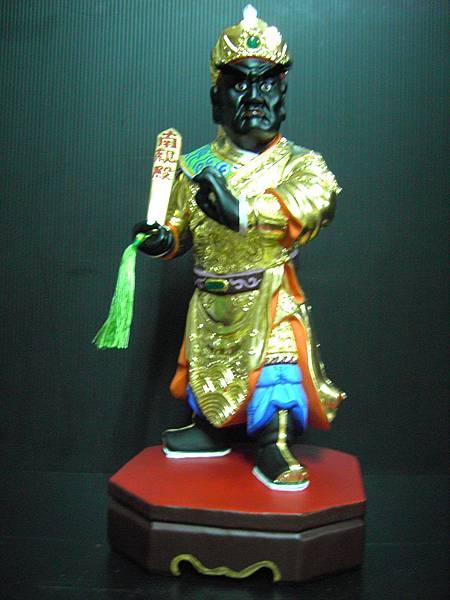 台南-南親殿-文武將軍 (13).JPG