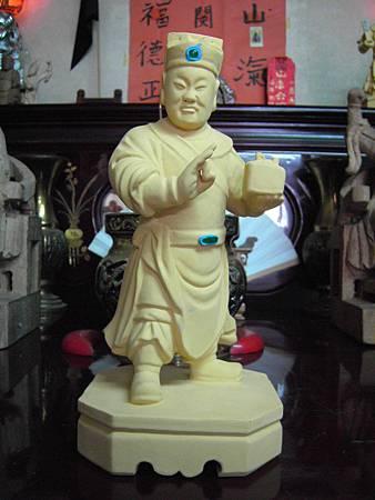 台南-南親殿-文武將軍 (4).JPG