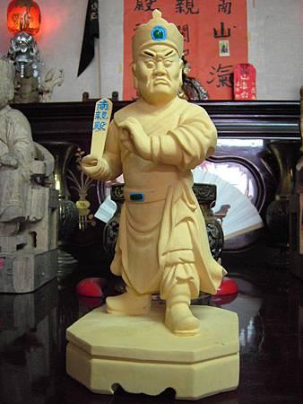 台南-南親殿-文武將軍 (6).JPG