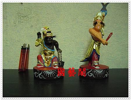 台南-池府千歲、范、謝將軍 (6).JPG