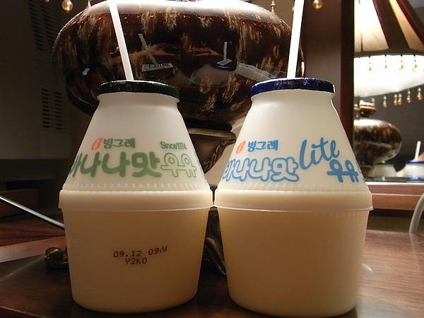 名聞遐邇1.<香蕉牛奶>