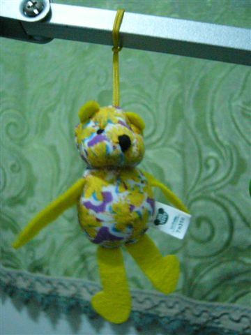 我的生日小熊