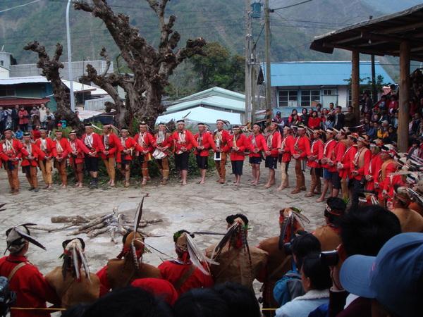 2008/2/8達邦豐年祭-祭典迎唱中