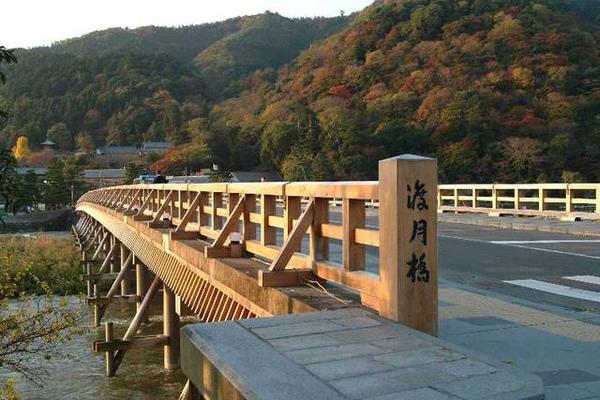 「嵐山渡月橋」的圖片搜尋結果