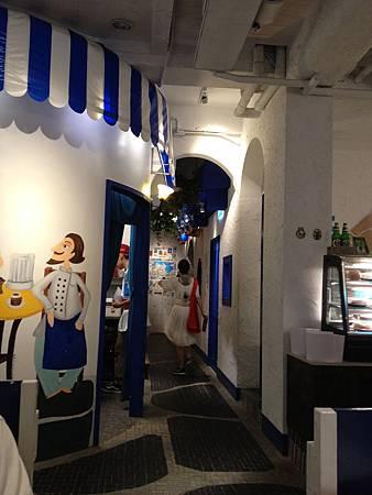 Greek Restaurant 001