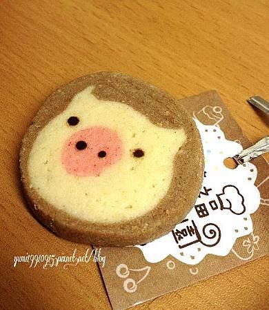 微幸福餅乾