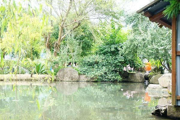 桂花園露營