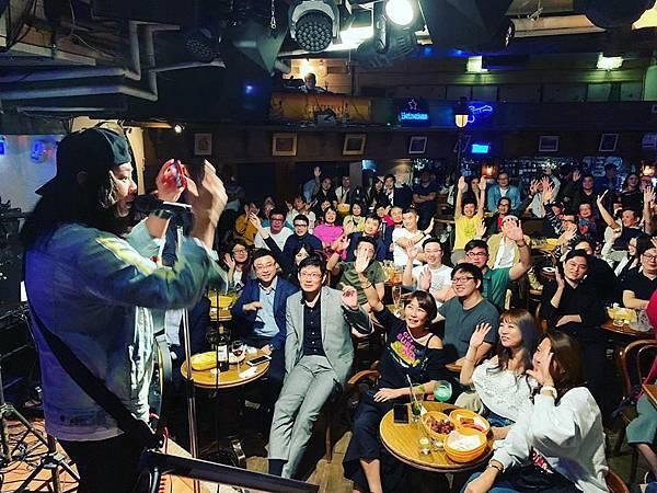 2018.10.28 (209集) DJ賴銘偉@《搖滾宮主未時到謬力music》