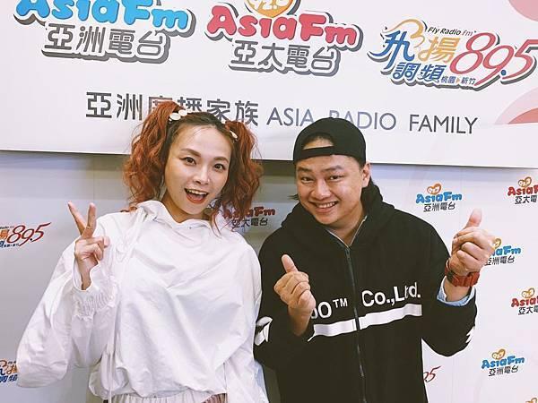 2019.11.23 (320集)DJ賴銘偉@《搖滾宮主未時到謬力music》