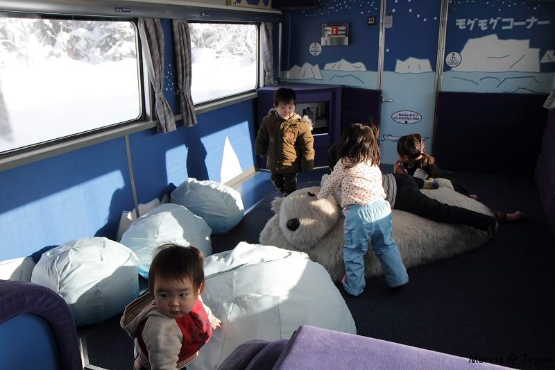 JR 旭山動物園號 (60)