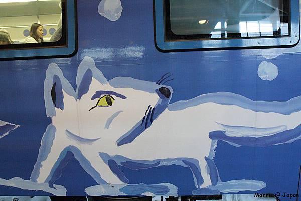 JR 旭山動物園號 (88)
