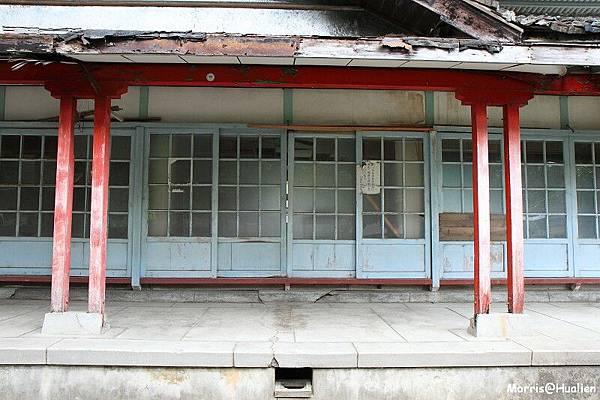 美崙溪畔日式房舍 (2)