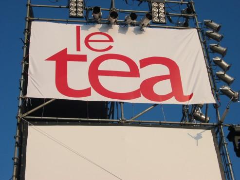 LE TEA贊助
