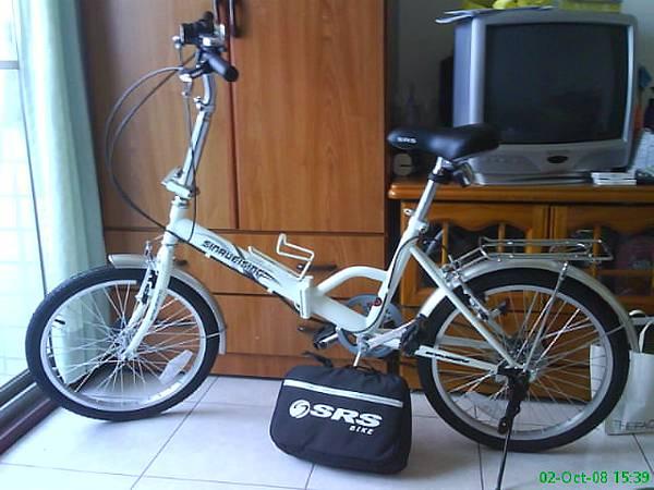 小折+攜車袋 2800+650 (不含三配件)