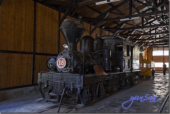 18號蒸汽車頭