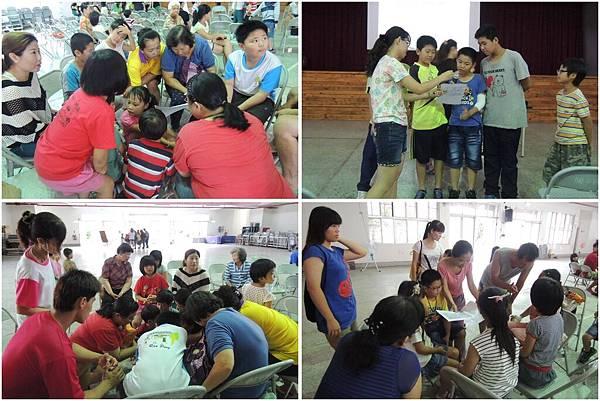 104.05.31雲林縣真善美聯誼會舉辦親職教育互動成長營