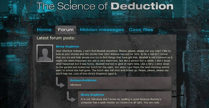 The Science of Deduction02-1