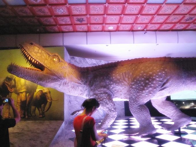 最古老的恐龍展04