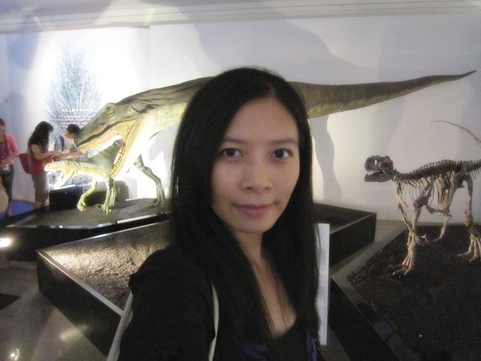 最古老的恐龍展15