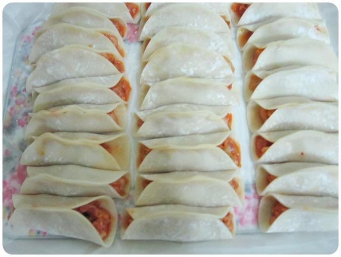 泡菜鍋貼 (3)