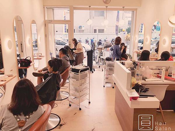 網友推薦髮廊