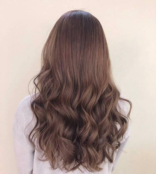 嘉義染髮推薦 嘉義髮廊 嘉義美髮 深棕色