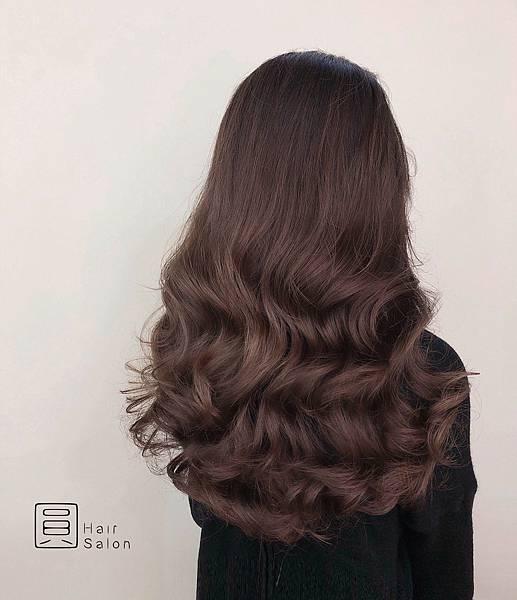 2020021嘉義染髮推薦 嘉義髮廊 嘉義美髮 暖色系 嘉義燙髮