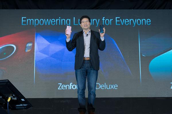 華碩推出ZenFone系列新品,讓所有使用者能再次體驗眾享奢華的感動