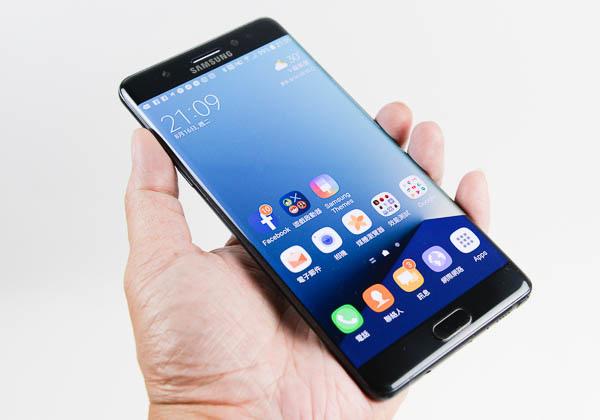 Galaxy Note 7  開箱、評測-177