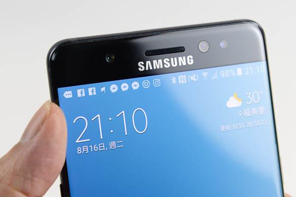 Galaxy Note 7  開箱、評測-180