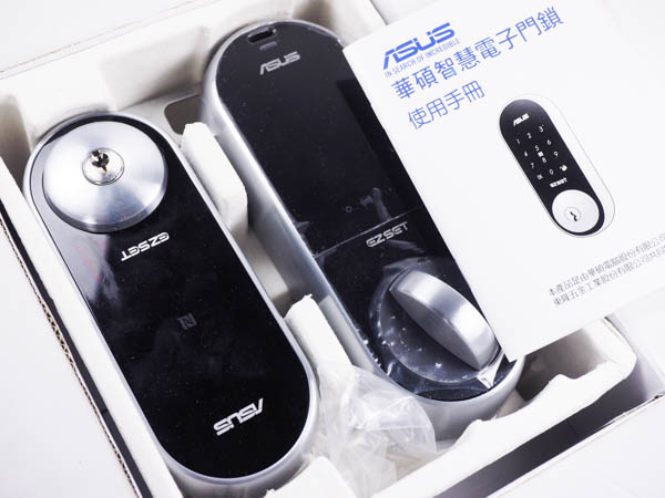 asus 華碩智慧電子門鎖-Smart Home-10