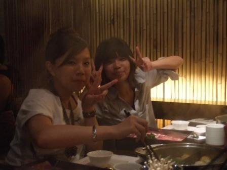 我們吃【聚】北海道昆布鍋,煙好大