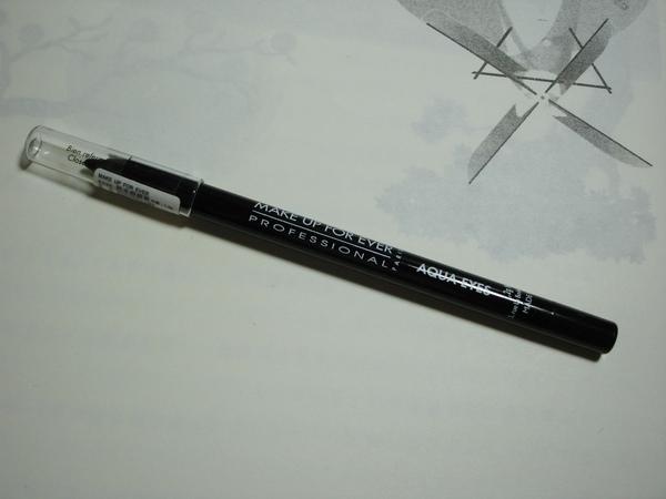 MUF眼線筆(0L墨黑色)