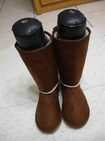 淘寶網AE雪靴 正面