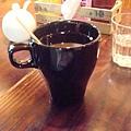 我的熱奶茶