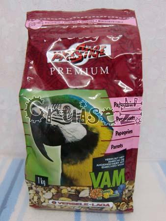 比利時-凡賽爾歐樂斯-大型鸚鵡特級營養飼料 (1)