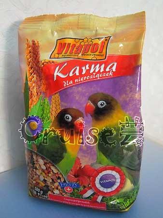 波蘭Vitapol維他寶-中小型非洲鸚鵡主食