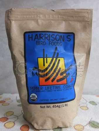 美國哈里森氏Harrisons紅辣椒誘食配方(保健粗顆粒系列+紅辣椒)