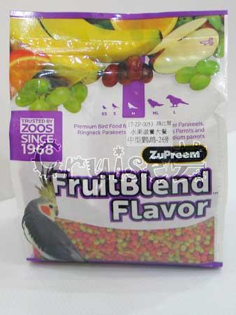 美國路比爾水果滋養大餐-中型