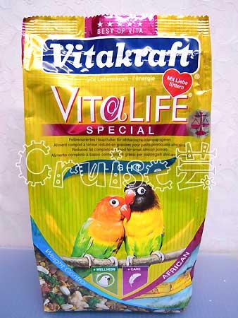 德國VITA-特殊美食小型非洲鸚