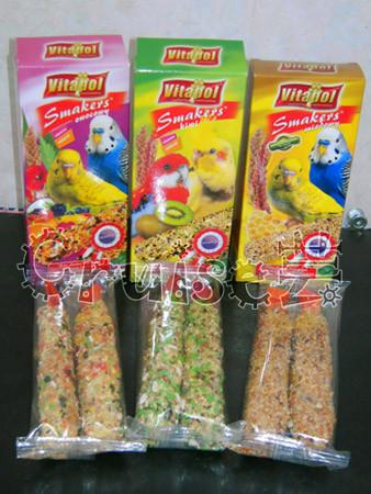 荷蘭-Vitapol-小型鸚鵡棒棒糖