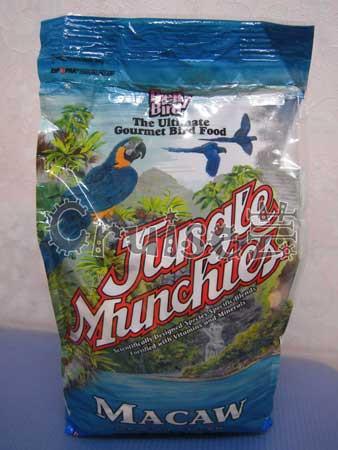 美國PRETTY BIRD漂亮鳥兒-中大型鸚鵡綜合營養穀物 (1)