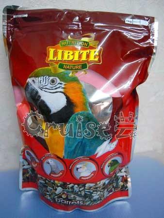 LIBITE恒欣-大型鸚鵡飼料 (1)