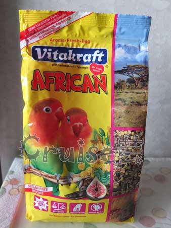 德國-Vitakraft-總匯美食_中小型非洲鸚鵡