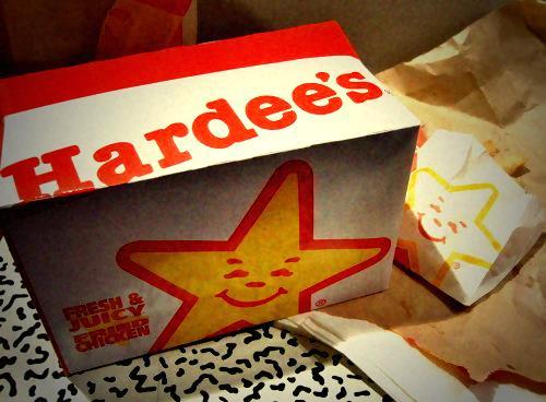 哈迪斯快餐 (2)