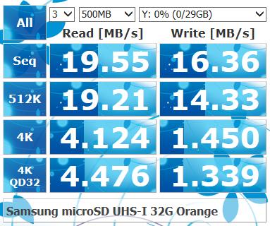 Samsung microSD 32G -2