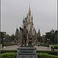 灰姑娘城堡及華德迪士尼及米奇